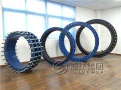翻边橡胶挠性接头 上海翻边橡胶挠性接头厂家