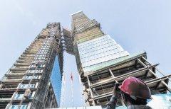 深圳中建钢构大厦项目