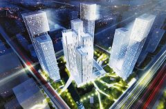 南京金融城项目