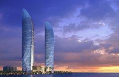厦门世贸海峡大厦项目