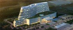 乌鲁木齐希尔顿酒店项目