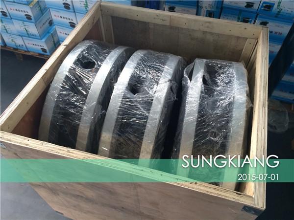 .批上海橡胶挠性接头出口到东南亚