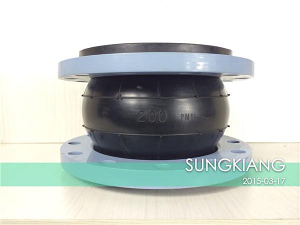 DN200橡胶挠性接头
